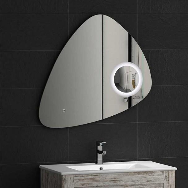 Miroir Led en Pierre pour salle de Bain