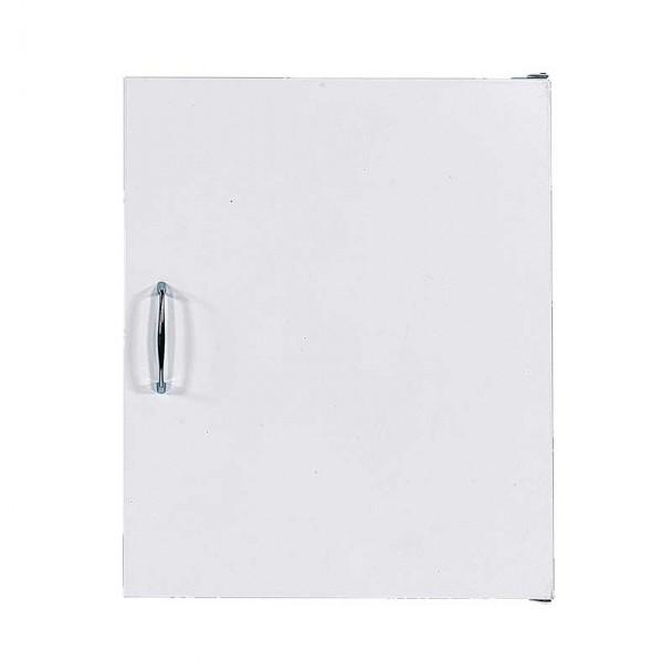 Placard en Kit en métal Blanc pour la salle de Bains