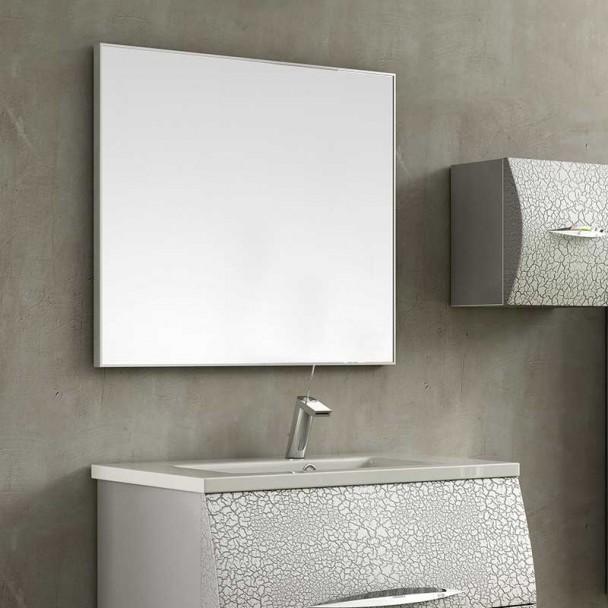 Miroir de salle de bain de Mercure