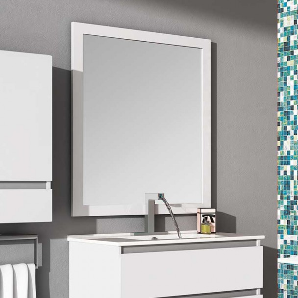 Miroir de salle de bain Corail