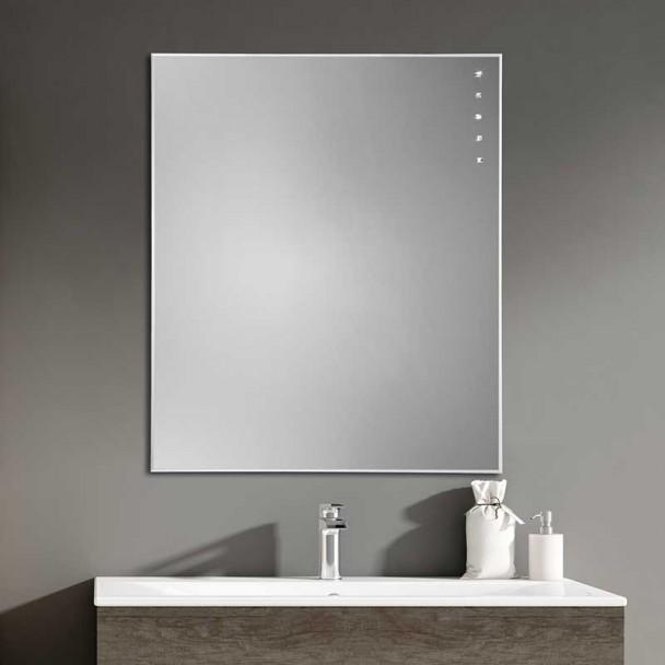 Miroir de salle de bains de la Floride