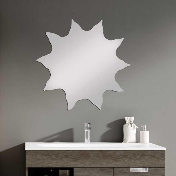 Miroir de salle de bains Sol de 80 cm