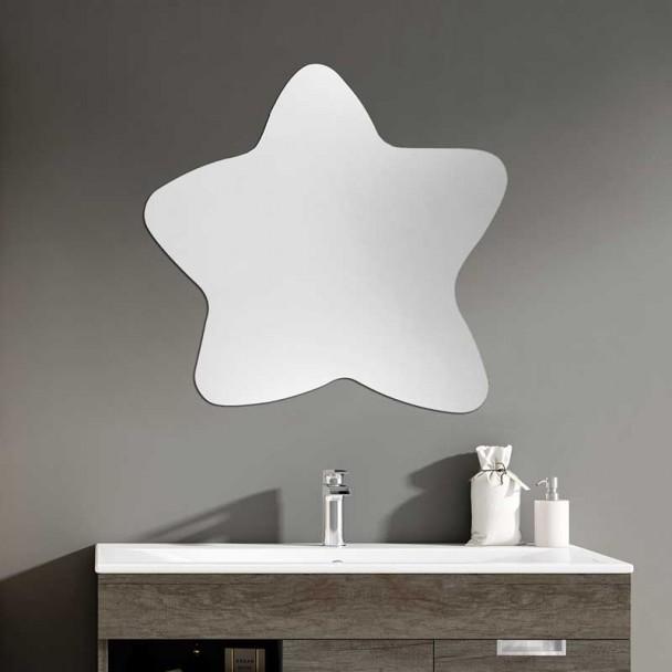 Miroir de salle de bain Star 80 cm