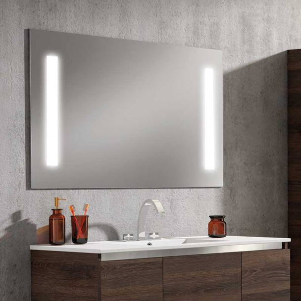 Miroir Led de Mode pour la salle de Bain