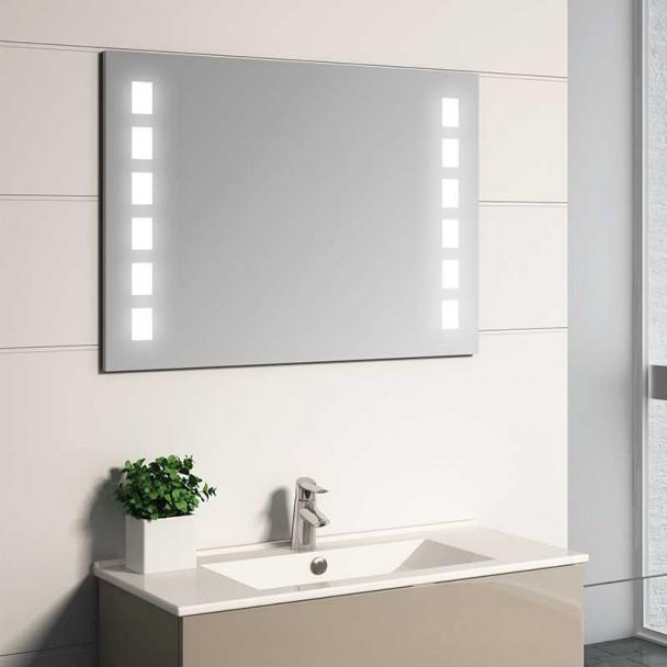 Miroir Led de Moscou à la salle de Bain