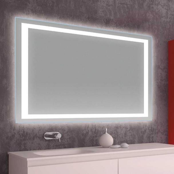 Miroir Led Londres pour salle de Bain