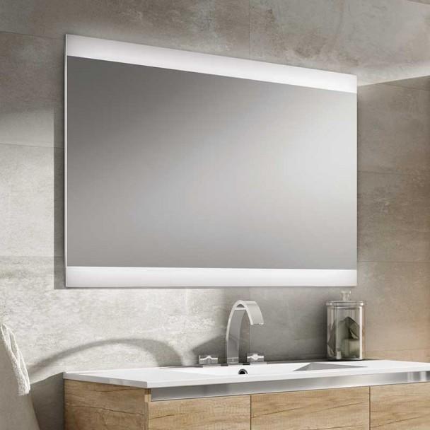 Miroir Avec Lumiere Led A Dubai Pour La Salle De Bains