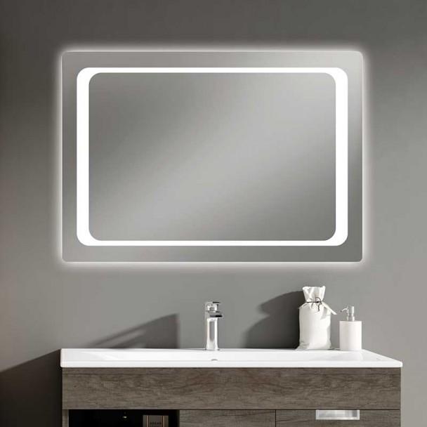 Miroir Led de Tokyo à la salle de Bains