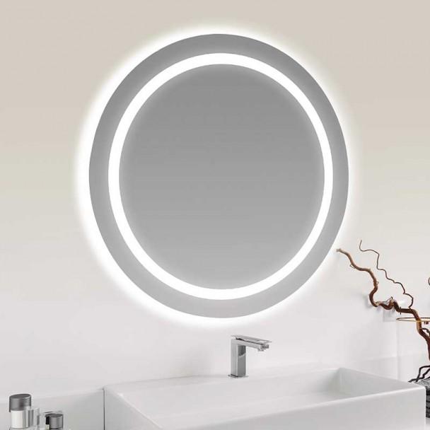 Miroir Led Terra 65 cm pour la salle de Bain