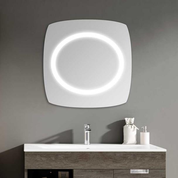 Miroir Led Eclipse pour la salle de Bains