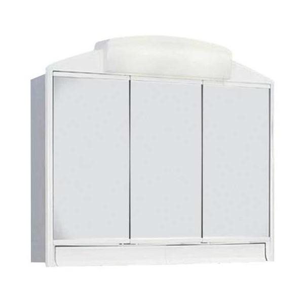 Dressing salle de Bains Rando ABS Blanc 3 Portes