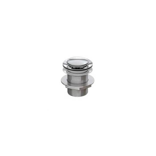 Valve Clic-Clac Plug Centrale pour lavabo avec trop-plein