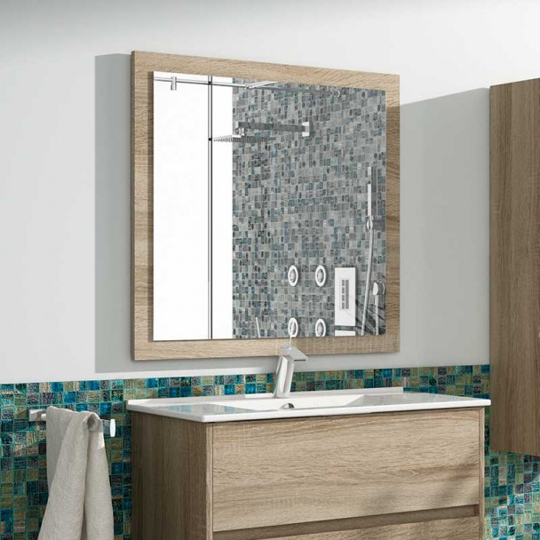 Miroir de salle de bain Noelia