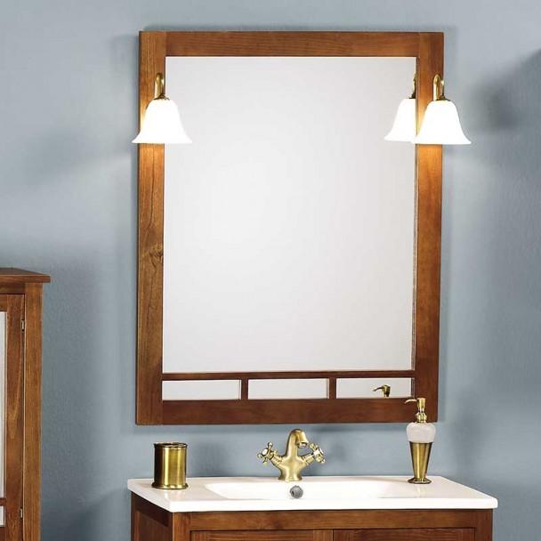 Miroir de salle de bain Rustique Berlin