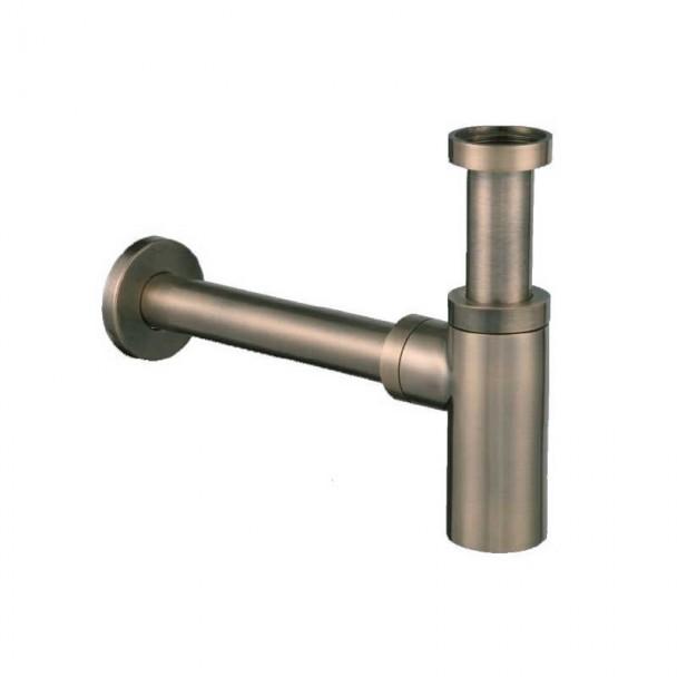 Siphon Rond Bronze
