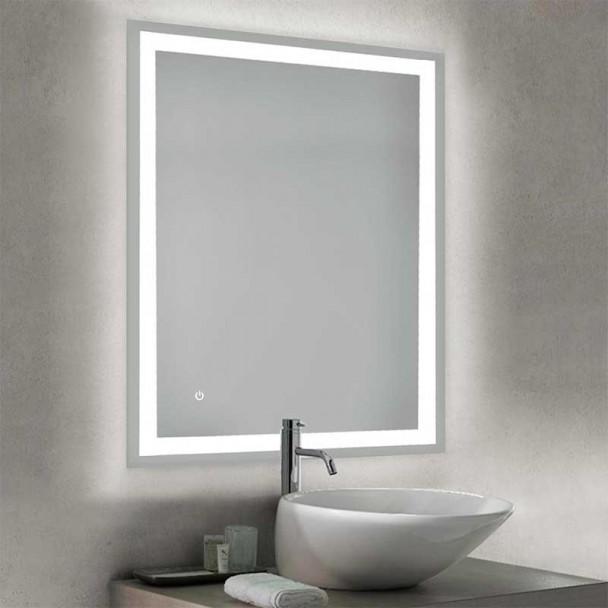Miroir de salle de bain LED Hercules