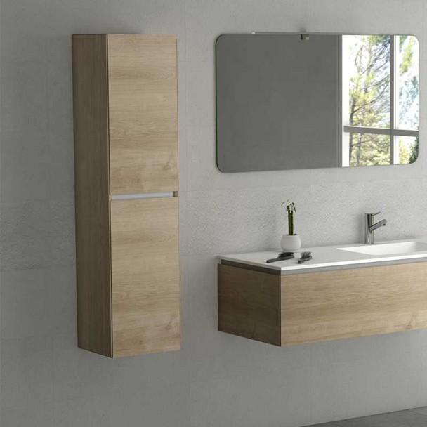 Meuble de salle de bain colonne de sigma for Colonne de salle de bain vert