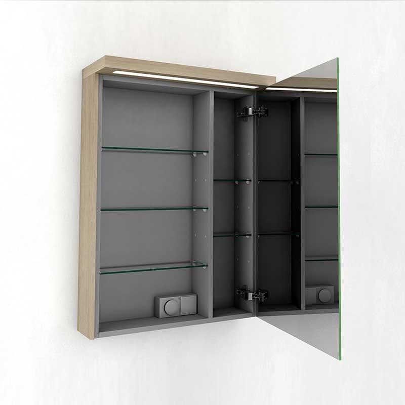 dressing salle de bain skyline. Black Bedroom Furniture Sets. Home Design Ideas