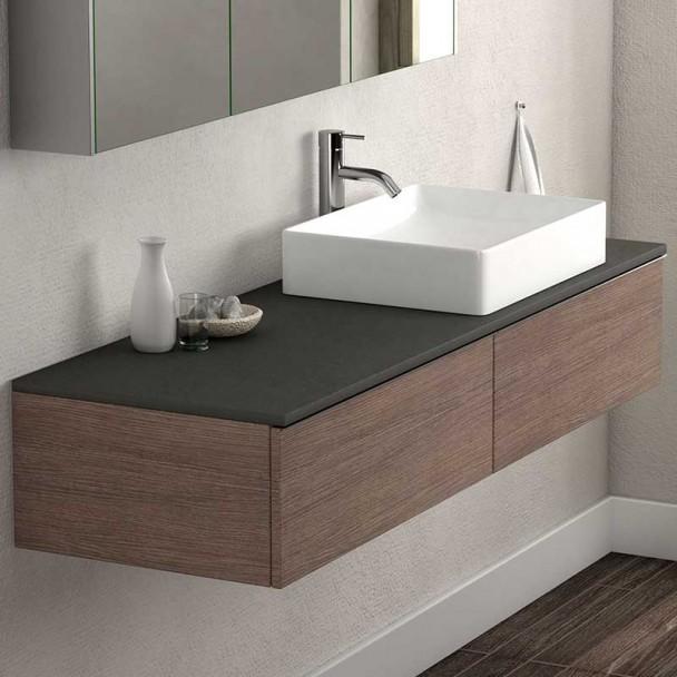 couvrir le comptoir masai ardoise pour la salle de bains. Black Bedroom Furniture Sets. Home Design Ideas